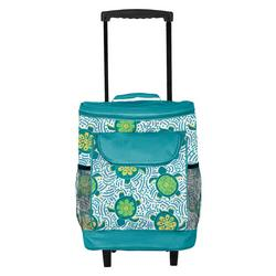 Sea Turtle Rolling Cooler