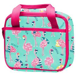Flamingo Lunch Tote
