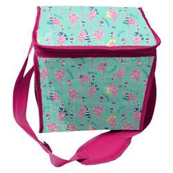 Flamingo Collapsible Cooler Tote