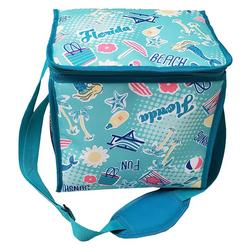 Beach Umbrella Collapsible Cooler Tote