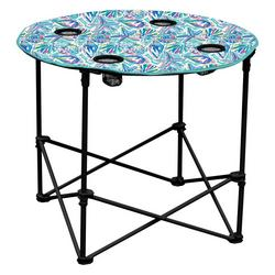 Shell Foldable Round Table