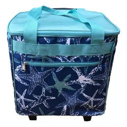 Coastal Home Starfish Rolling Cooler