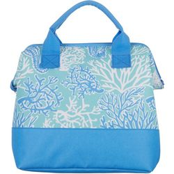 Coral Sea Lunch Tote