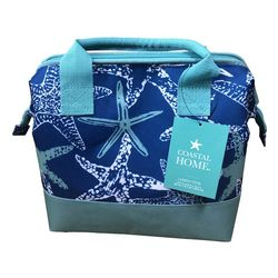 Coastal Home Starfish Lunch Tote