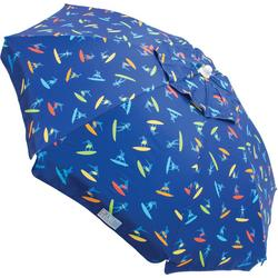 Brands 6' Surfer Print Tilt Beach Umbrella