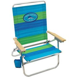 Easy In Easy Out Wide Stripe Beach Chair