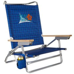 5 Position Relax Beach Chair