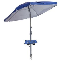 Brands 7' Total Sun Block Beach Umbrella
