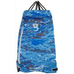 Gecko Brands Endeavor Geckoflage Drawstring Backpack