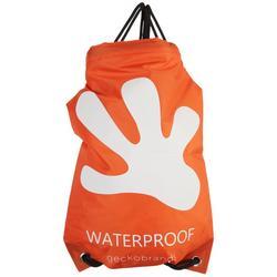 Solid Waterproof Drawstring Backpack