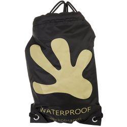 Gecko Brands Solid Waterproof Drawstring Backpack