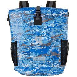 Gecko Brands Geckoflage Dry Bag Cooler Backpack