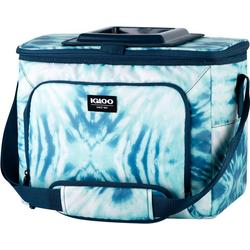 Snapdown Tie Dye 24 Can Tote Bag