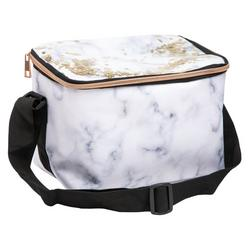 Marble Insulated Lunch Tote