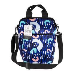 Abstract Medium Messenger Lunch Bag
