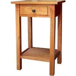 Crestview One Drawer Accent Table