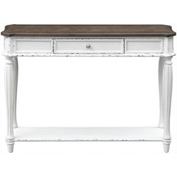 Coast To Coast Cottage Row One Drawer Console Table