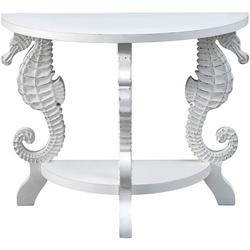 Seahorse Console Table