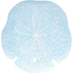T.I. Design Sand Dollar Wood Wall Art