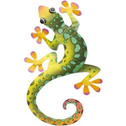 Green Gecko Wall Decor