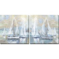 2-pc. Sail Away Canvas Wall Art