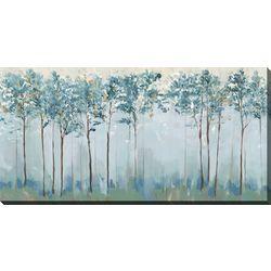 Streamline Art Spirit Forest Canvas Wall Art