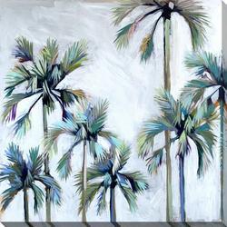 Palms Canvas Wall Art
