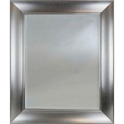 Enchante Silver Border Mirror