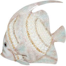 Natural Shell Fish Wall Decor