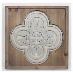 Medallion Wooden Wall Art