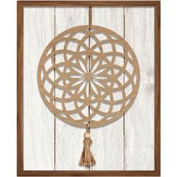 Mandala Wooden Wall Art