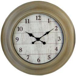 Patton Wire 24'' Clock