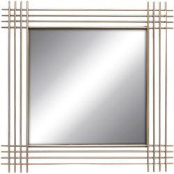 Patton Wired Square Mirror