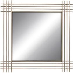 Wired Square Mirror
