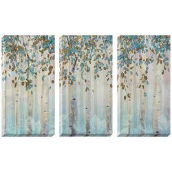 Patton 3-pc. Dream Forest Canvas Wall Art
