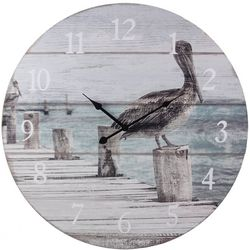 Young's Pelican Wall Clock