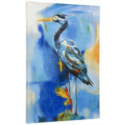 StyleCraft Crane Canvas Wall Art