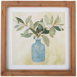 Melrose Foliage Framed Wall Art