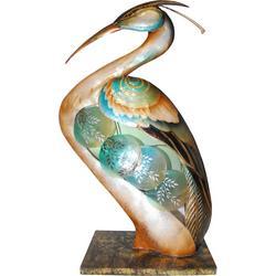 Heron Capiz Table Lamp