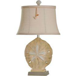 StyleCraft Sand Dollar Lamp