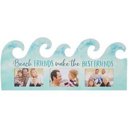 Beach Friends Photo Wall Frame