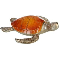 Fancy That Large Sea Turtle Figurine