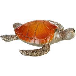 Large Sea Turtle Figurine