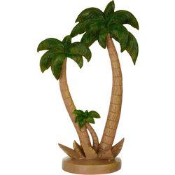 Coastal Home 18'' Palm Tree Decor