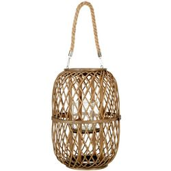 Fancy That Medium Bamboo Lantern