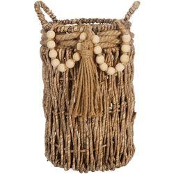 Fancy That Beaded Basket