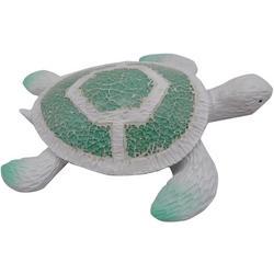 Mosaic Sea Turtle Figurine