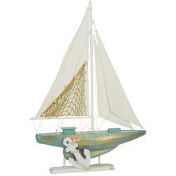 Sailboat Tabletop Decor