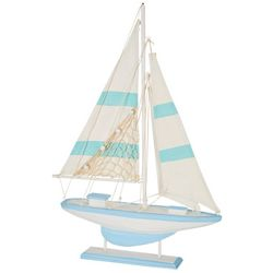 Coastal Home 19.5'' Sailboat Tabletop Decor
