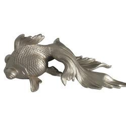 In The Navy Resin Goldfish Tabletop Decor